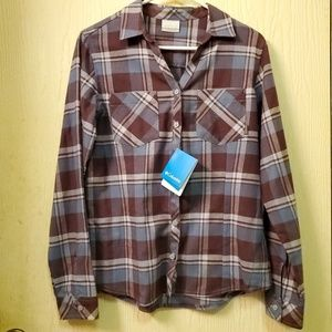 🍂Columbia flannel🍁